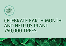 graphic link to earth month
