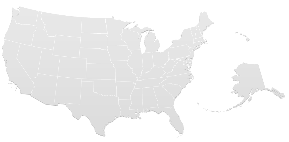 image of united states map graphic