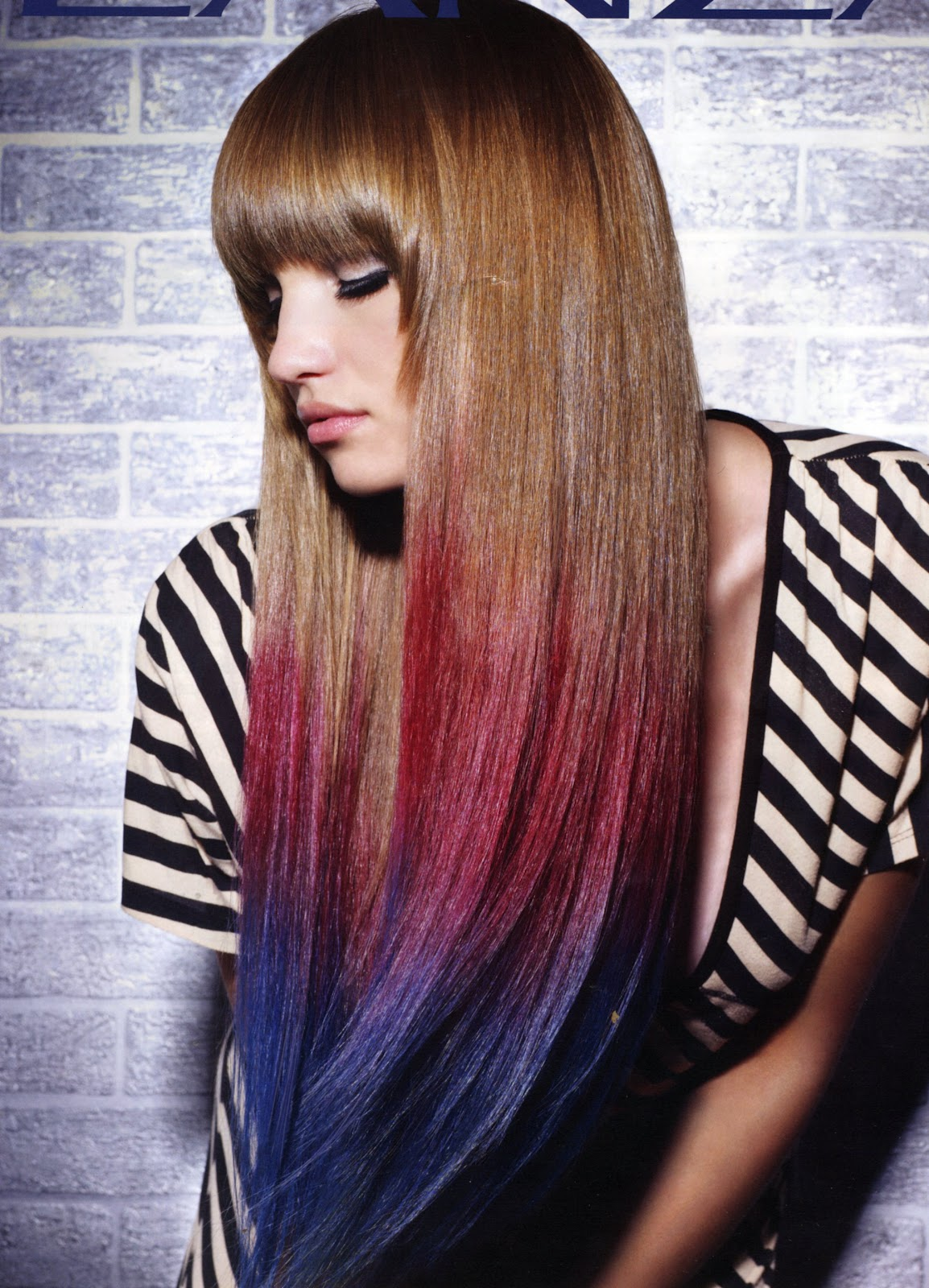 Hair Chalking John Paul Mitchell Systems Professional Blog