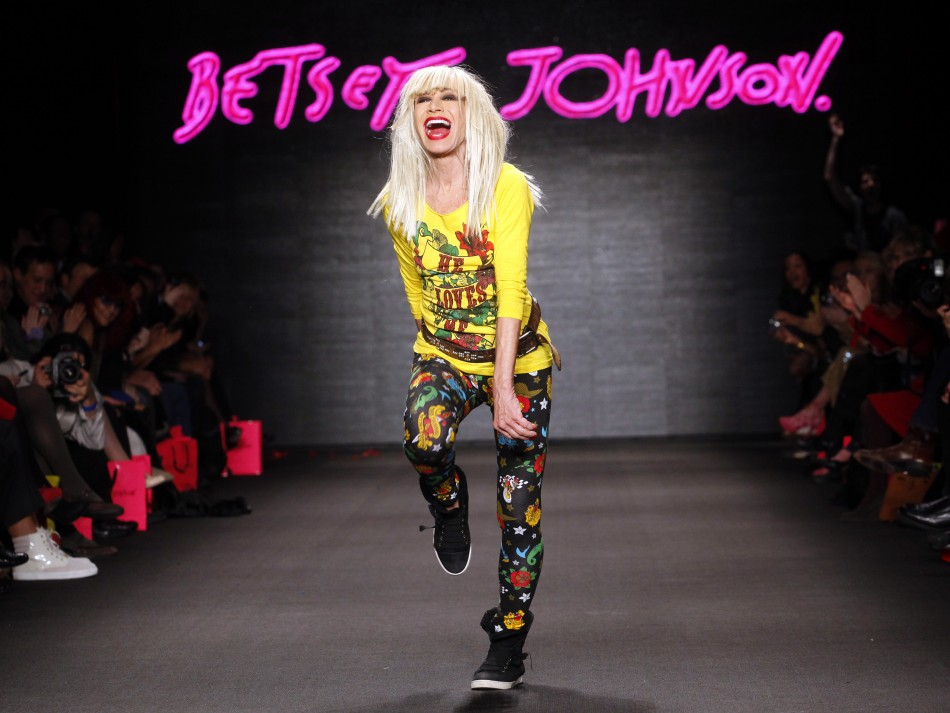 Image result for betsey johnson fashion design