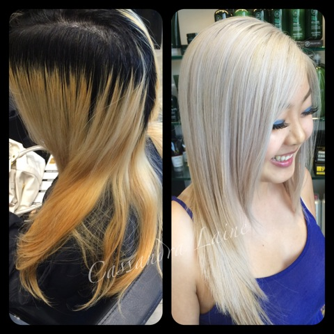The Ultimate Blonde Transformation John Paul Mitchell