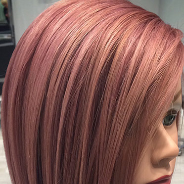 Rose Gold: A New Take on Fall Hair Color