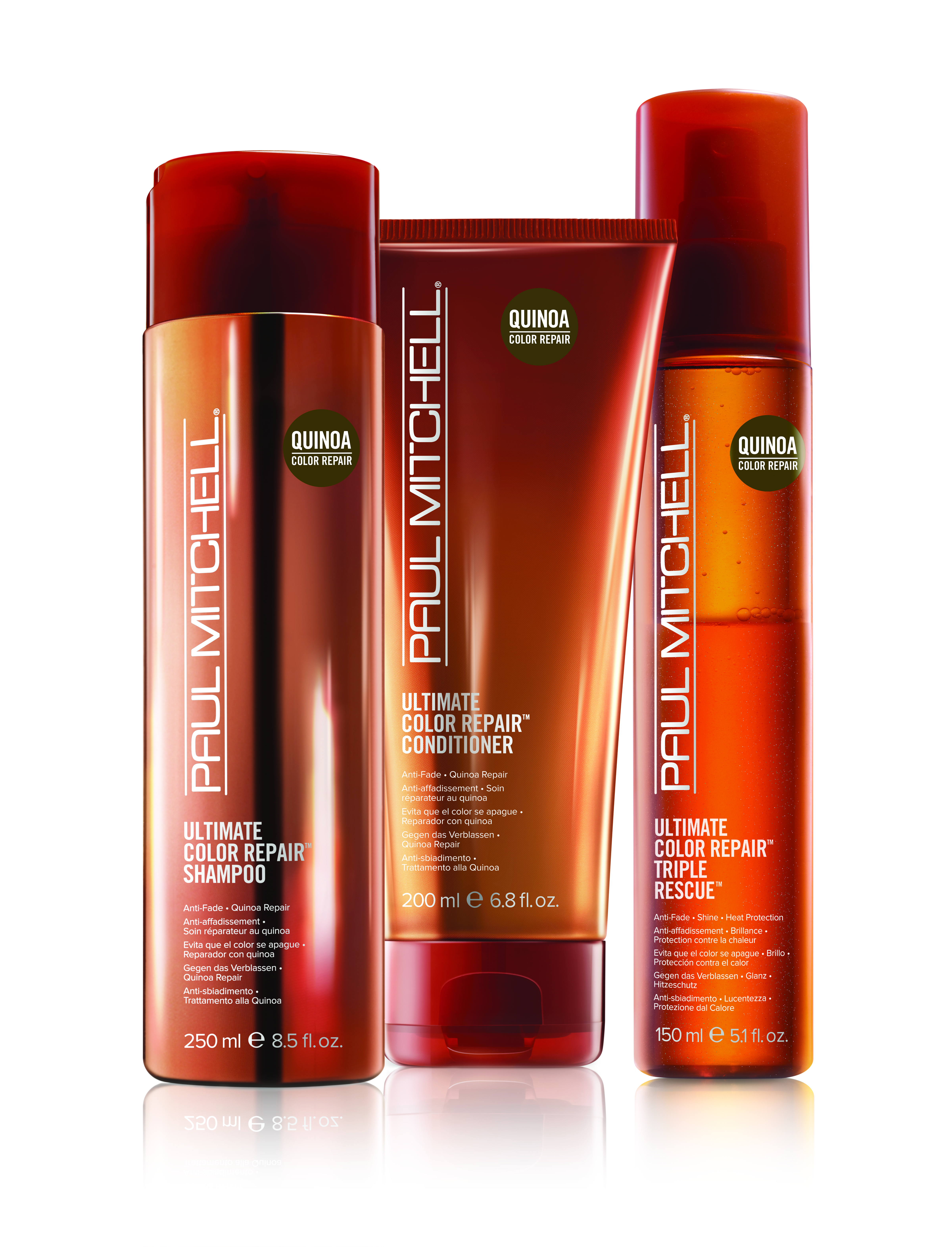 The Ultimate Defense Against Color Fade John Paul Mitchell Systems