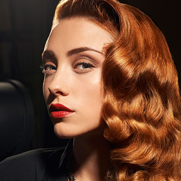 1940s Hairstyle John Paul Mitchell Systems Professional Blog