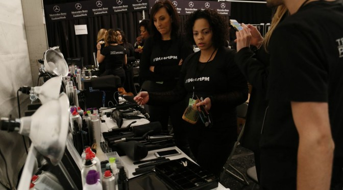 From Paul Mitchell The School to New York Fashion Week