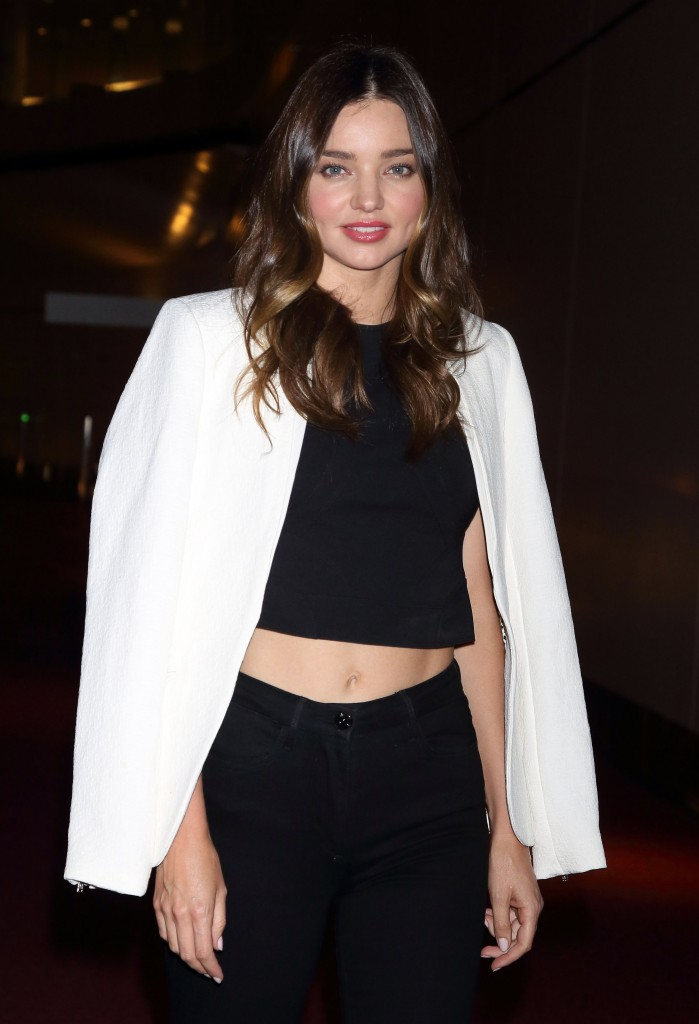 Miranda Kerr at Haneda International airport, Tokyo, Japan  - 14 Apr 2015