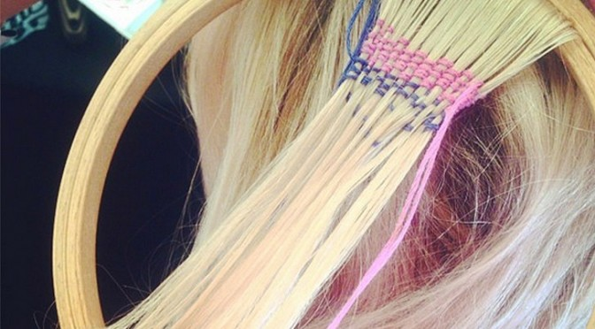 Trend Report: Hair Tapestries