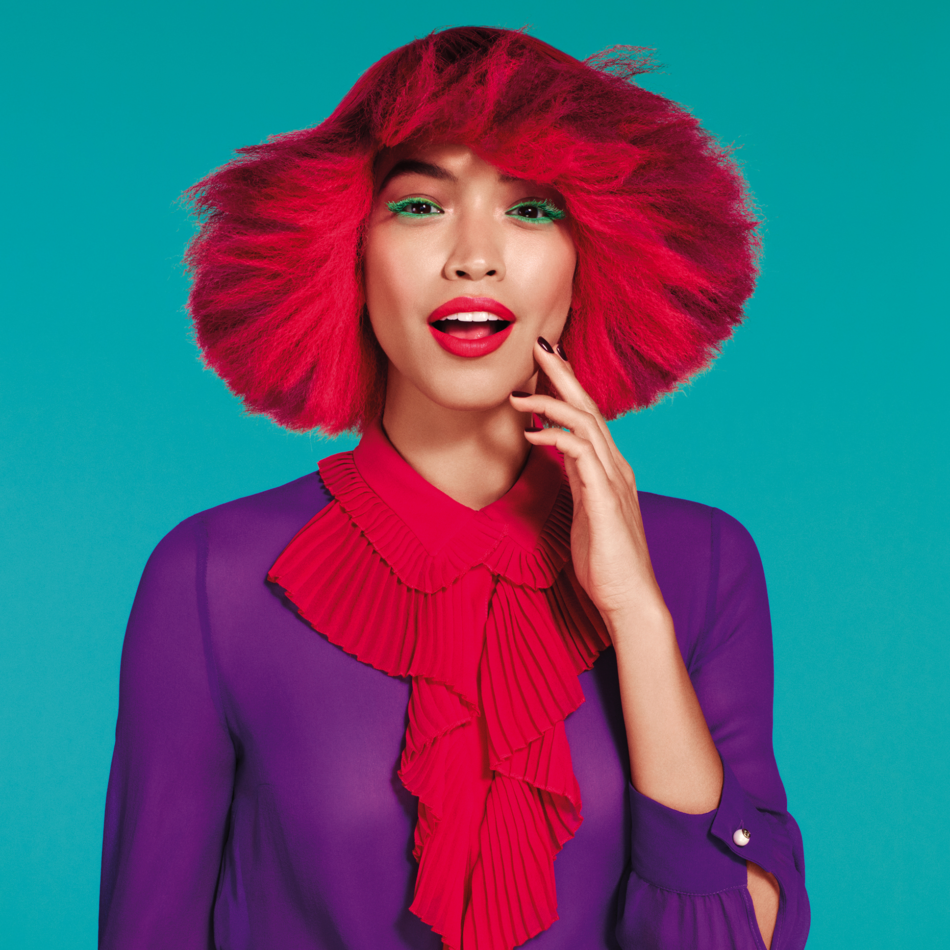 Try This Trend With Pop Xg John Paul Mitchell Systems