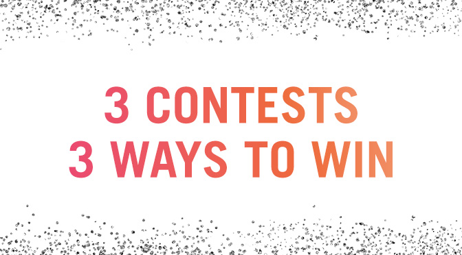Get Competitive and Creative for Our Color Contests