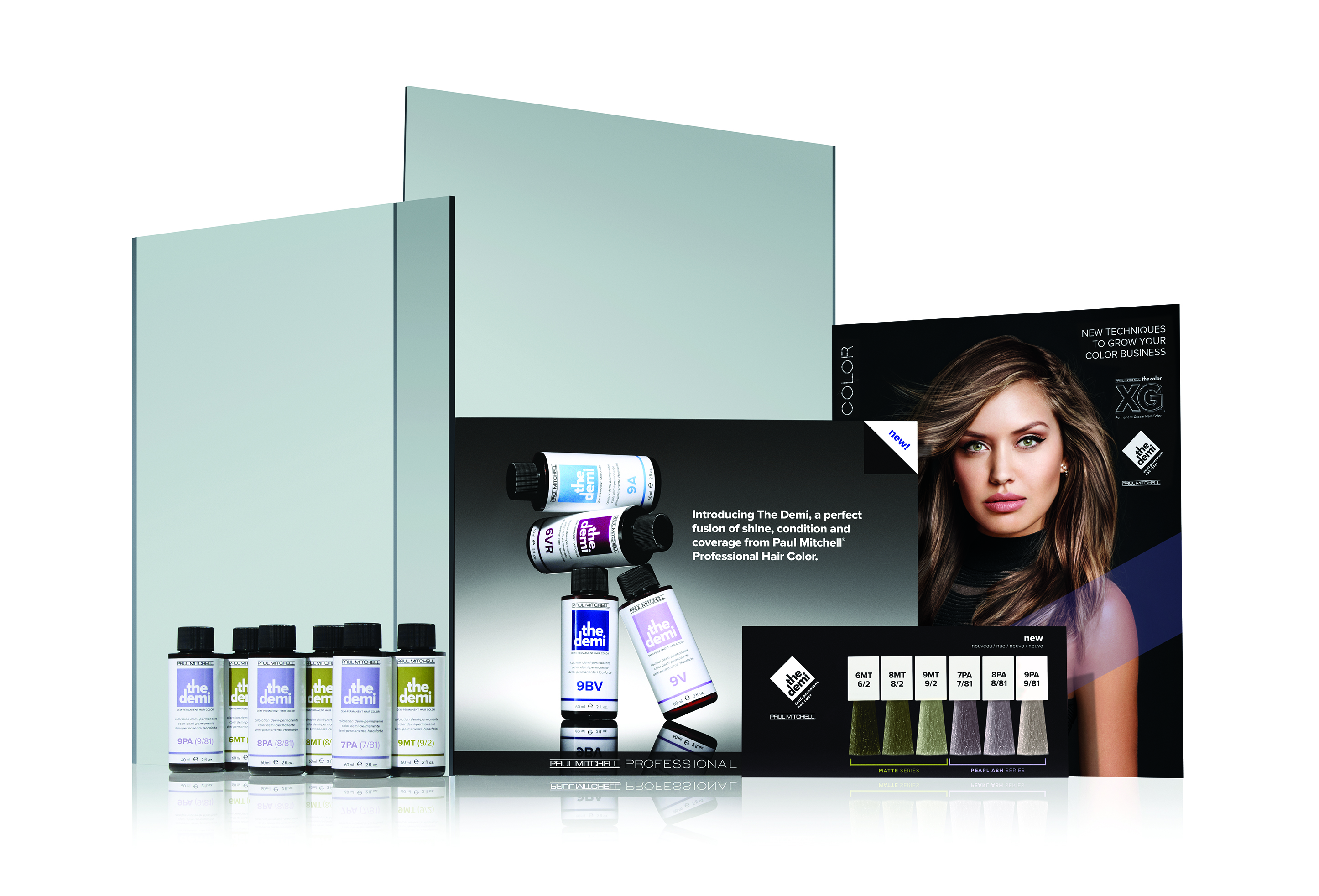 Ready For Two Brand New Color Series John Paul Mitchell Systems