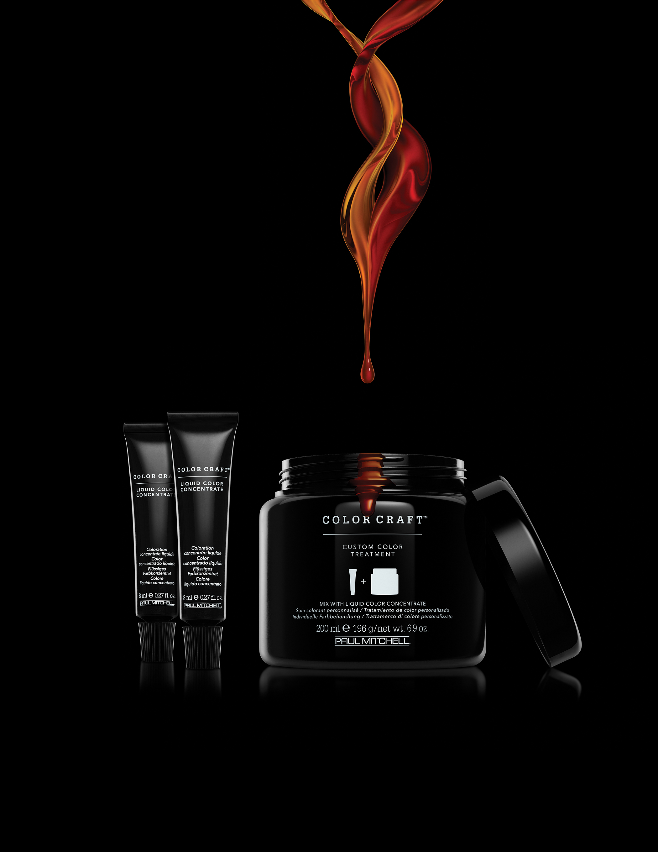 color craft the latest in color innovation john paul mitchell