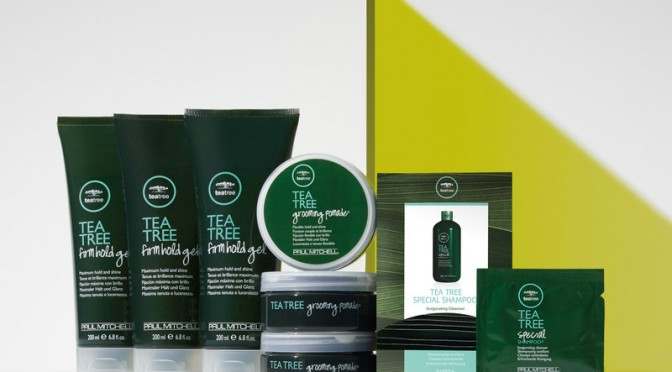 Tea Tree Style Tips—Controlling and Defining