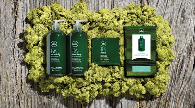 Tea Tree Style Tips—Condition and Glow