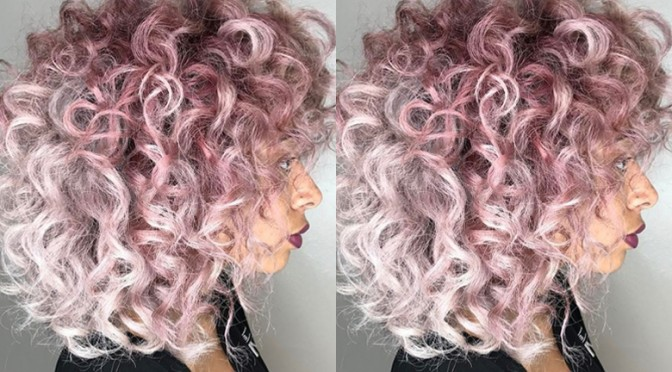Candy-Colored Curls: Another Hair Trend to Crave