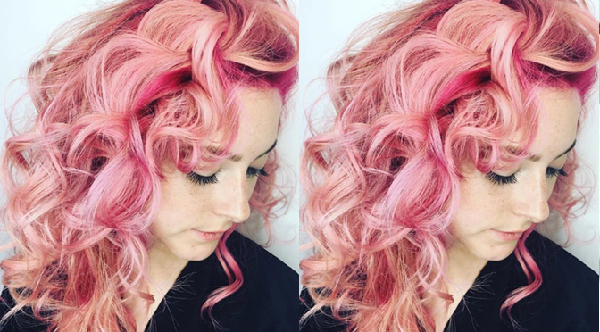 Pink Hair We Do Care