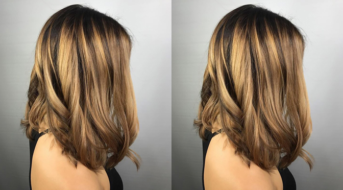 The Sweet Trend for Brunettes