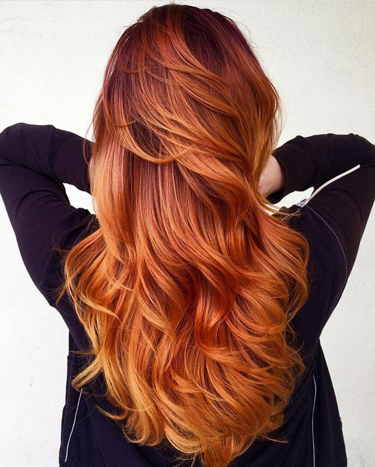 The Return Of Red Hair John Paul Mitchell Systems Professional Blog
