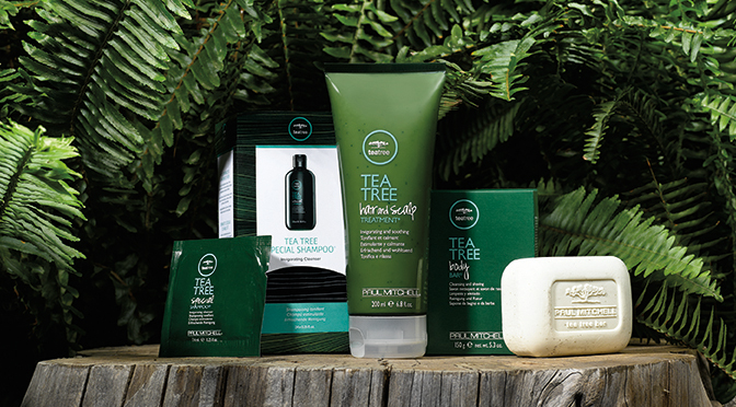 Tea Tree Style Tips—Invigorate and Soothe From Head to Toe