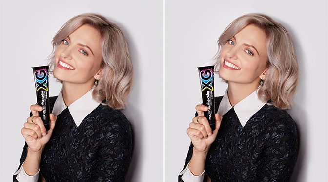 From Creating Icy to Ash Blonde Tones, 4 Ways to Use the color XG® Essential Cools
